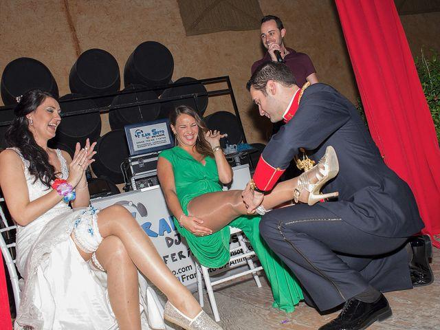La boda de Antonio y Ester en Campano, Cádiz 41