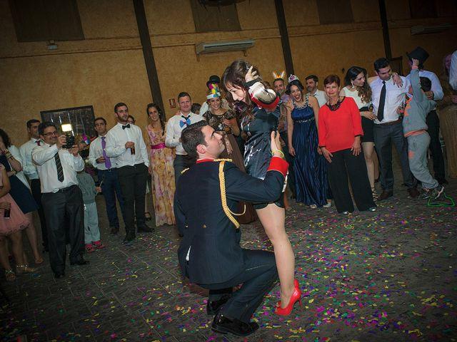 La boda de Antonio y Ester en Campano, Cádiz 42