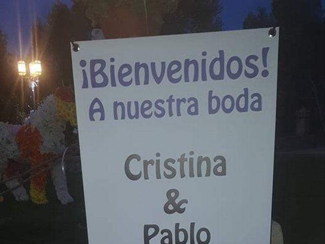 La boda de Pablo y Cristina en Chinchon, Madrid 4