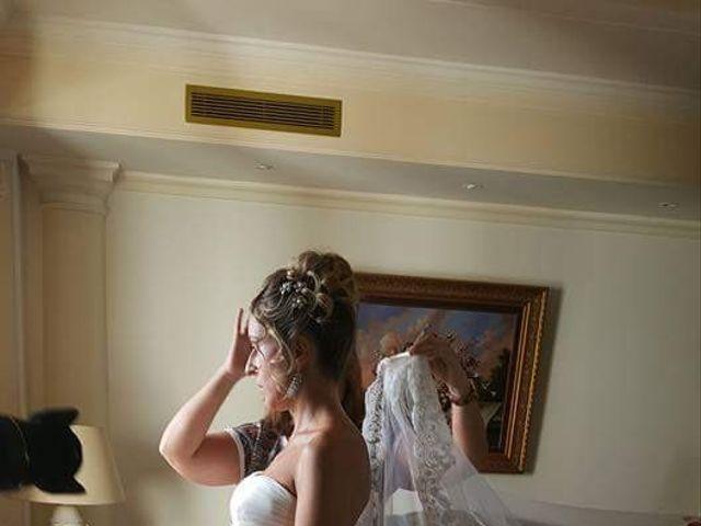 La boda de Pablo y Cristina en Chinchon, Madrid 6
