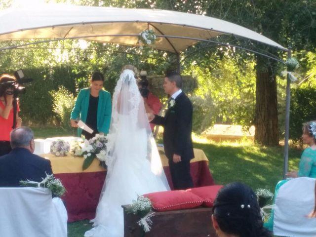 La boda de Pablo y Cristina en Chinchon, Madrid 8