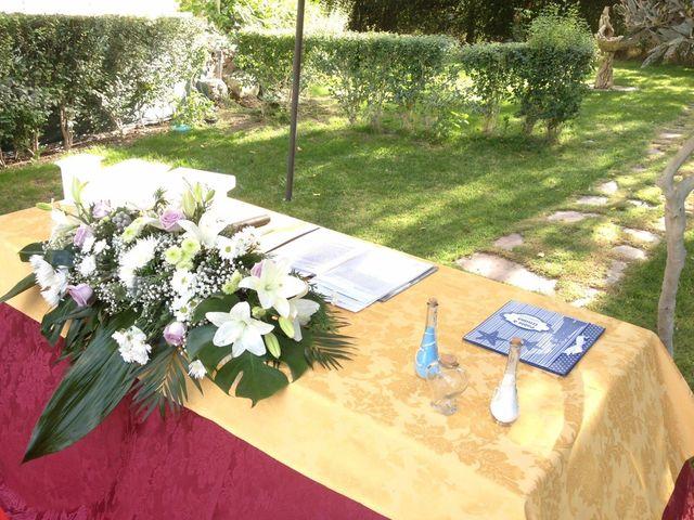 La boda de Pablo y Cristina en Chinchon, Madrid 12