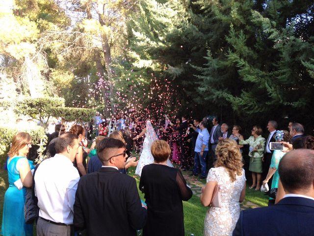 La boda de Pablo y Cristina en Chinchon, Madrid 14