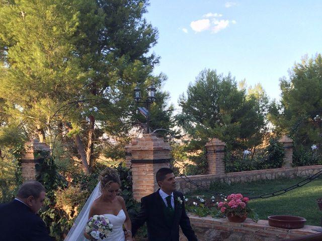 La boda de Pablo y Cristina en Chinchon, Madrid 15
