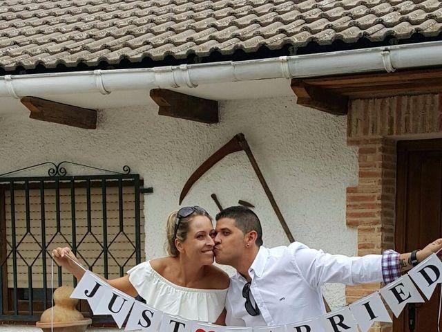 La boda de Pablo y Cristina en Chinchon, Madrid 20