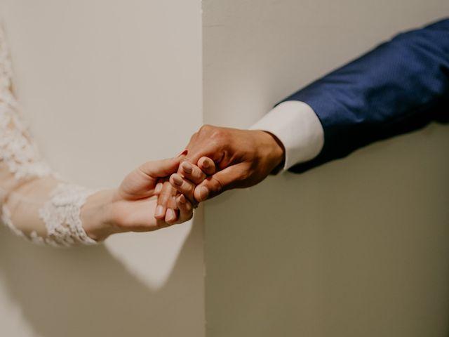 La boda de Roger y Lilia en San Agustin De Guadalix, Madrid 21