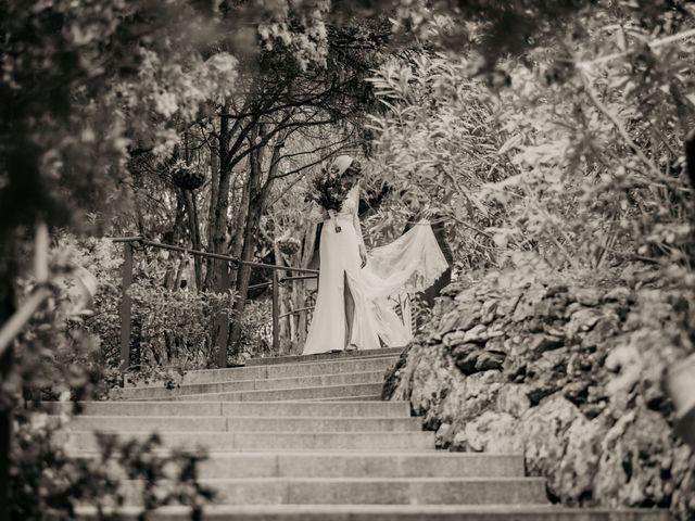 La boda de Roger y Lilia en San Agustin De Guadalix, Madrid 32