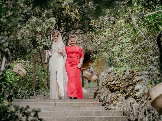 La boda de Roger y Lilia en San Agustin De Guadalix, Madrid 34