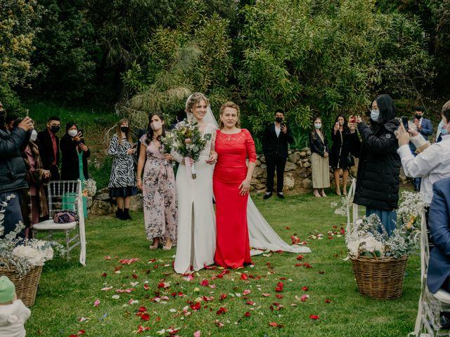 La boda de Roger y Lilia en San Agustin De Guadalix, Madrid 36