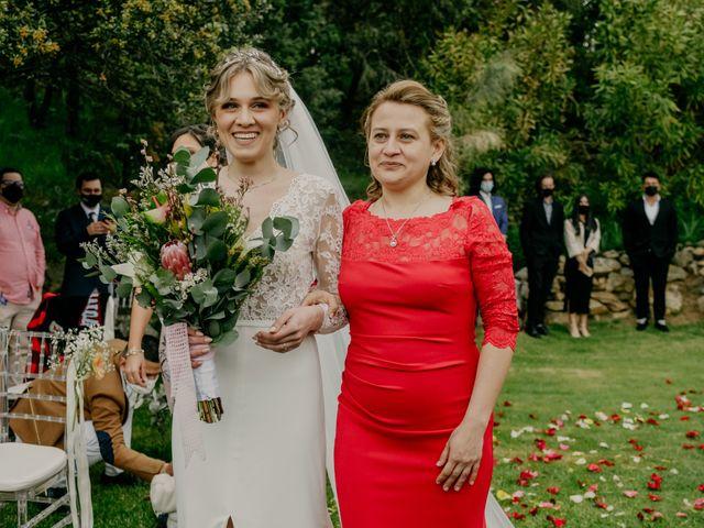 La boda de Roger y Lilia en San Agustin De Guadalix, Madrid 37