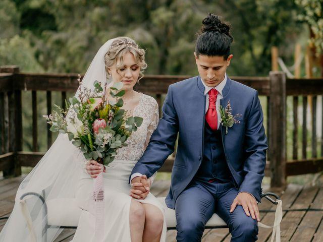 La boda de Roger y Lilia en San Agustin De Guadalix, Madrid 38
