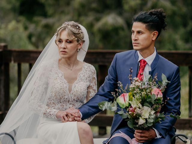La boda de Roger y Lilia en San Agustin De Guadalix, Madrid 39