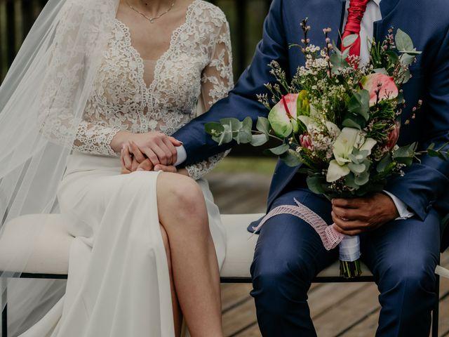 La boda de Roger y Lilia en San Agustin De Guadalix, Madrid 40