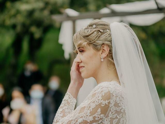 La boda de Roger y Lilia en San Agustin De Guadalix, Madrid 48