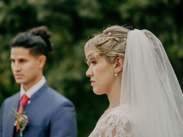 La boda de Roger y Lilia en San Agustin De Guadalix, Madrid 49