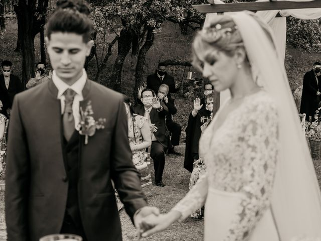 La boda de Roger y Lilia en San Agustin De Guadalix, Madrid 56