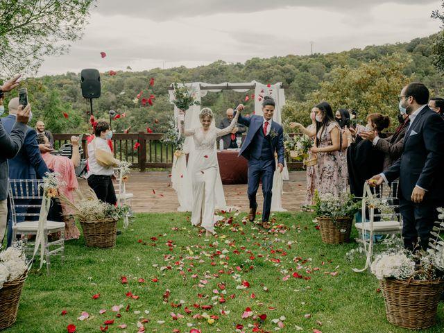 La boda de Roger y Lilia en San Agustin De Guadalix, Madrid 58