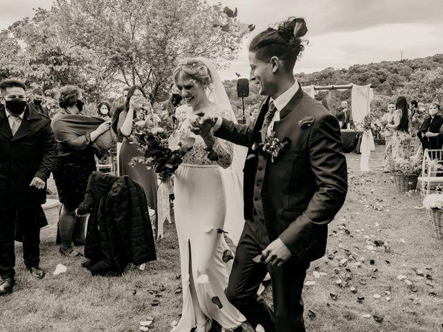 La boda de Roger y Lilia en San Agustin De Guadalix, Madrid 59