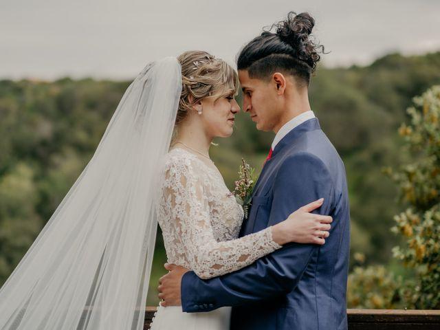 La boda de Roger y Lilia en San Agustin De Guadalix, Madrid 60