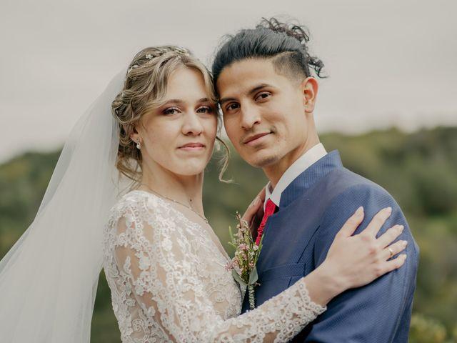 La boda de Roger y Lilia en San Agustin De Guadalix, Madrid 64