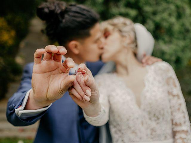 La boda de Roger y Lilia en San Agustin De Guadalix, Madrid 68