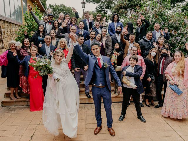La boda de Roger y Lilia en San Agustin De Guadalix, Madrid 71