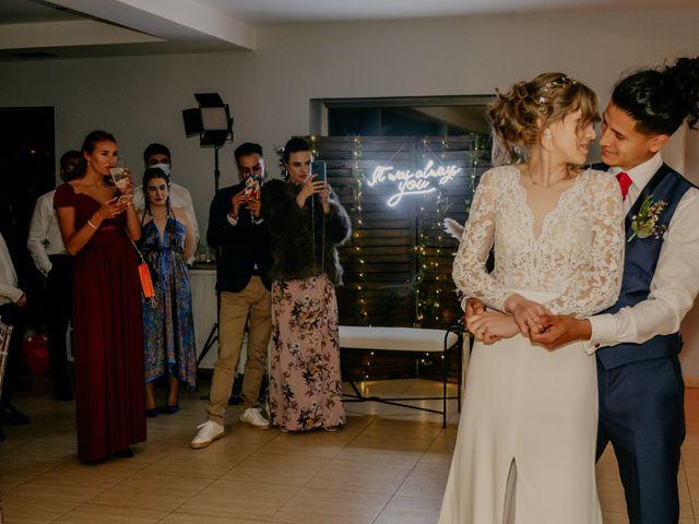 La boda de Roger y Lilia en San Agustin De Guadalix, Madrid 80