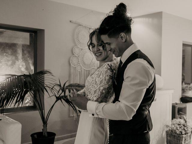 La boda de Roger y Lilia en San Agustin De Guadalix, Madrid 81