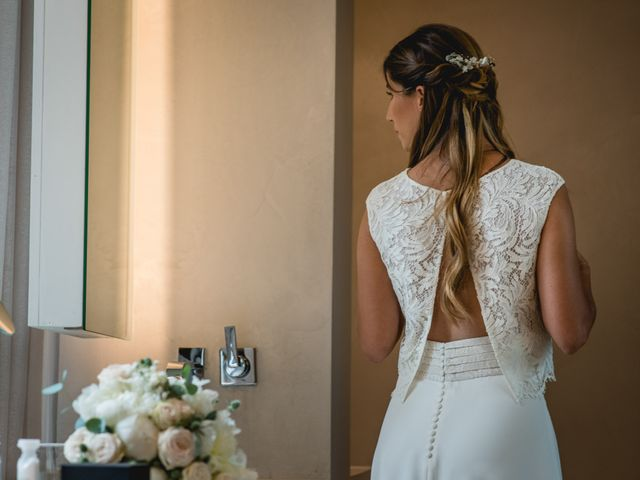 La boda de Xavi y Patricia en Alella, Barcelona 20