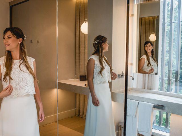 La boda de Xavi y Patricia en Alella, Barcelona 21