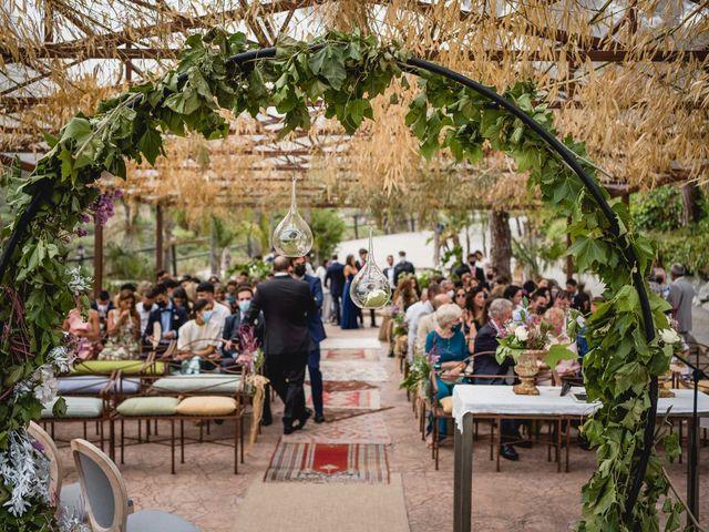 La boda de Xavi y Patricia en Alella, Barcelona 25