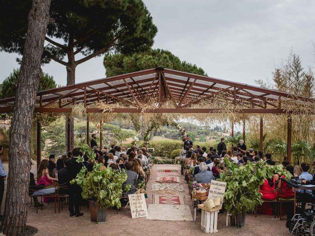 La boda de Xavi y Patricia en Alella, Barcelona 29