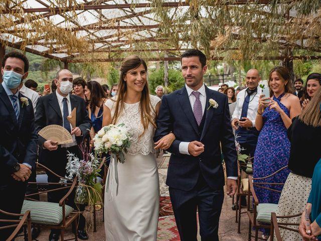 La boda de Xavi y Patricia en Alella, Barcelona 31