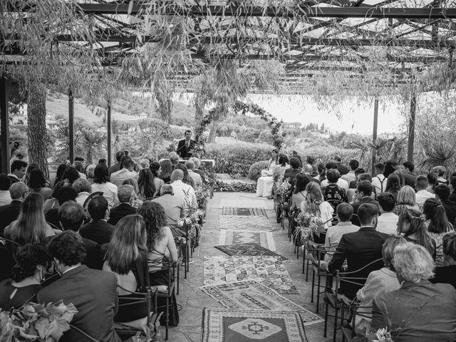 La boda de Xavi y Patricia en Alella, Barcelona 33