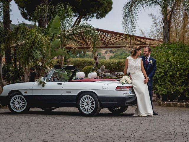 La boda de Xavi y Patricia en Alella, Barcelona 37