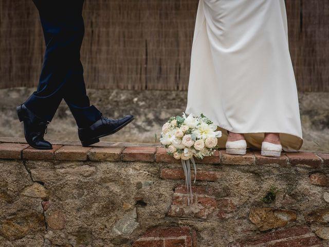 La boda de Xavi y Patricia en Alella, Barcelona 45