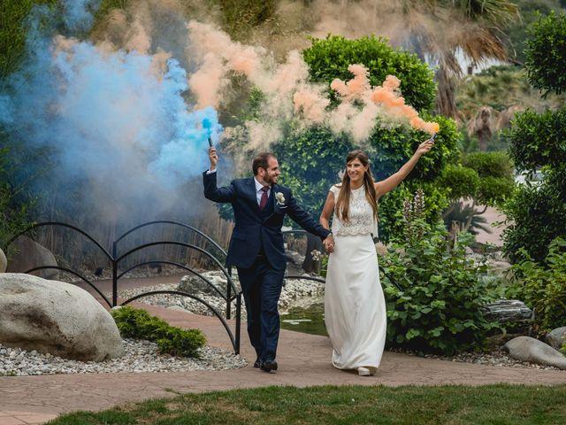 La boda de Xavi y Patricia en Alella, Barcelona 48