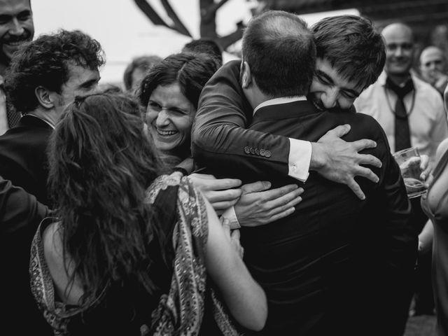 La boda de Xavi y Patricia en Alella, Barcelona 49