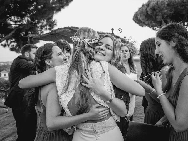 La boda de Xavi y Patricia en Alella, Barcelona 50