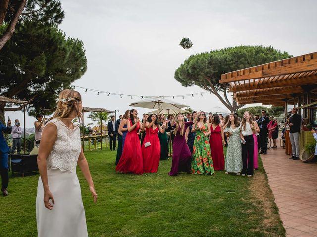 La boda de Xavi y Patricia en Alella, Barcelona 51
