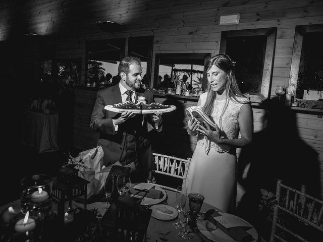 La boda de Xavi y Patricia en Alella, Barcelona 55
