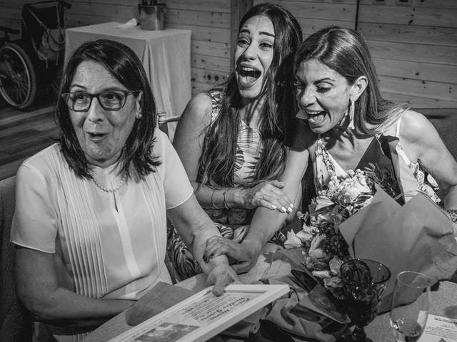 La boda de Xavi y Patricia en Alella, Barcelona 61