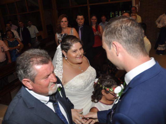 La boda de Manuel y Vanesa en San Fernando De Henares, Madrid 9