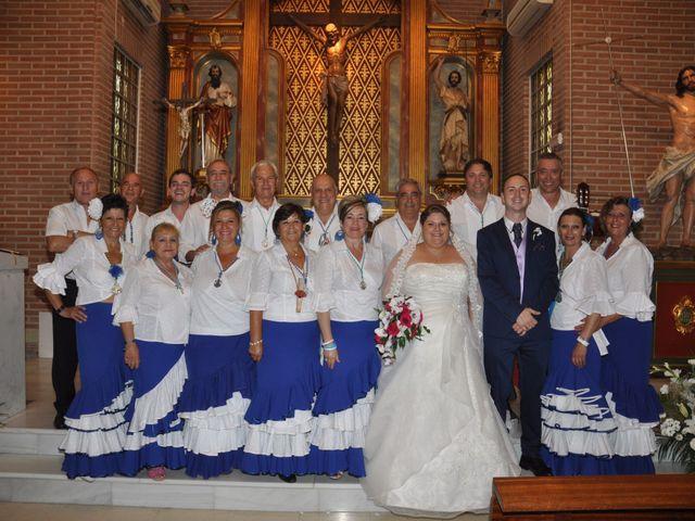La boda de Manuel y Vanesa en San Fernando De Henares, Madrid 11
