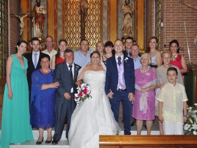 La boda de Manuel y Vanesa en San Fernando De Henares, Madrid 12