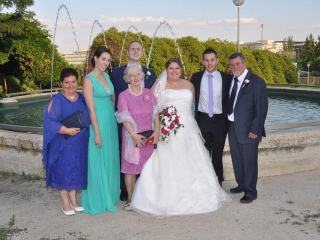 La boda de Manuel y Vanesa en San Fernando De Henares, Madrid 14