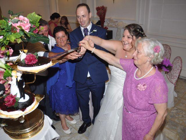 La boda de Manuel y Vanesa en San Fernando De Henares, Madrid 20