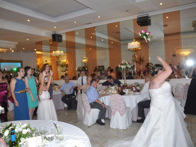 La boda de Manuel y Vanesa en San Fernando De Henares, Madrid 21