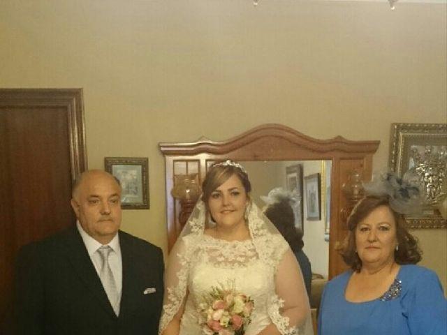 La boda de Surya y Rocio en Ecija, Sevilla 3