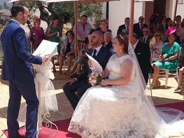 La boda de Surya y Rocio en Ecija, Sevilla 1